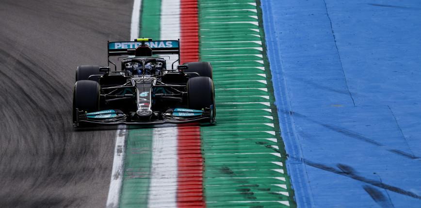 Formuła 1: Valtteri Bottas najszybszy w dwóch treningach