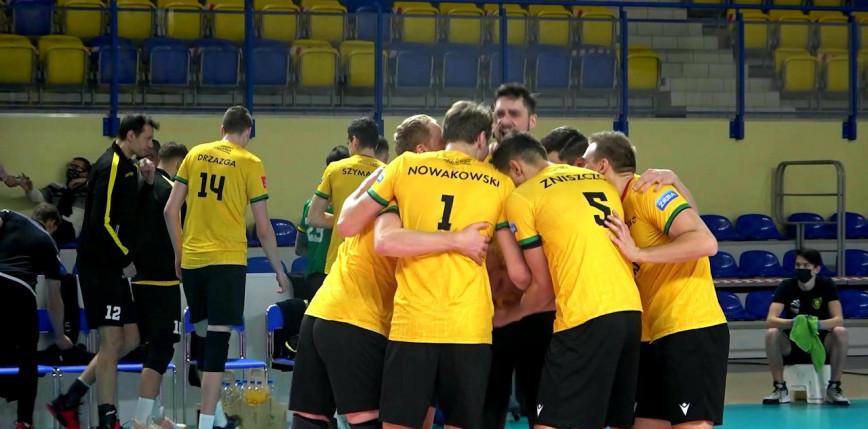 PlusLiga: GKS górą w pierwszym starciu o 9. miejsce