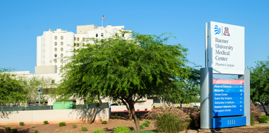 Pielęgniarki z Phoenix w walce z COVID-19