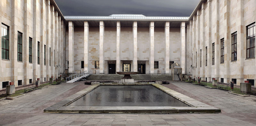 Powrót sztuki starożytnej do Muzeum Narodowego w Warszawie