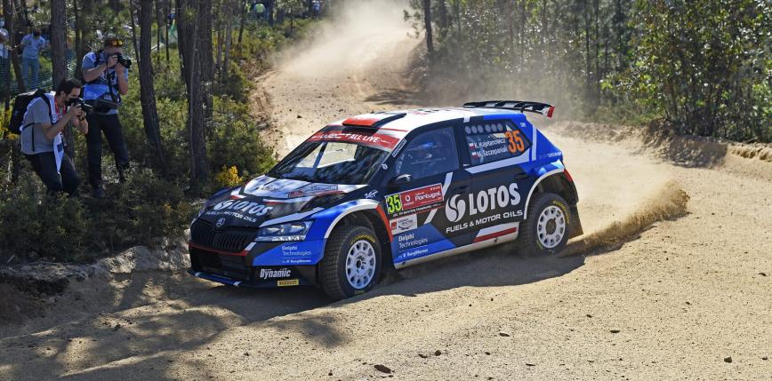 WRC: Tänak na czele Rajdu Portugalii – Kajto wiceliderem WRC 3