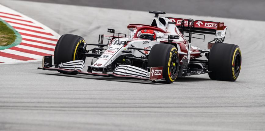 F1 - GP Holandii: Robert Kubica 18. w kwalifikacjach. Zwycięstwo Verstappena.
