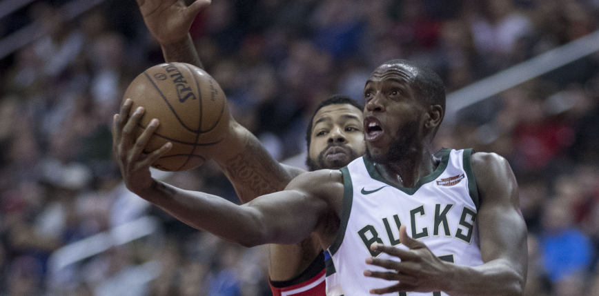 NBA:  Milwaukee poza play-off