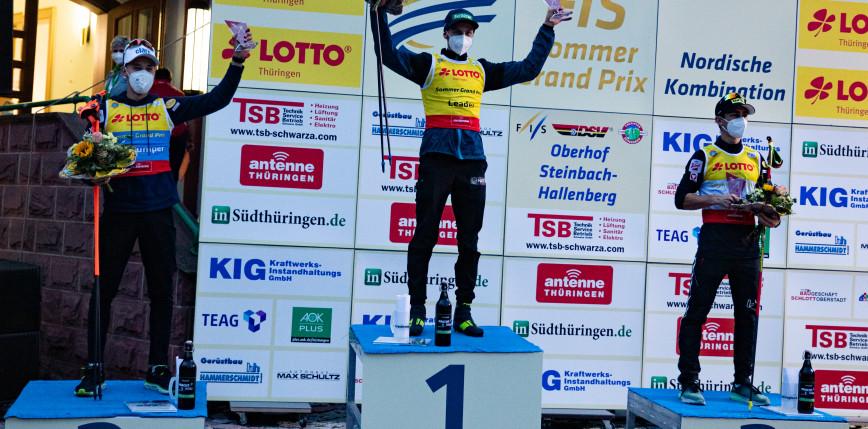 Kombinacja norweska - LGP: Fin i Norweżka najlepsi na inaguruację cyklu. Kupczak najlepzym z Polaków w Oberhofie