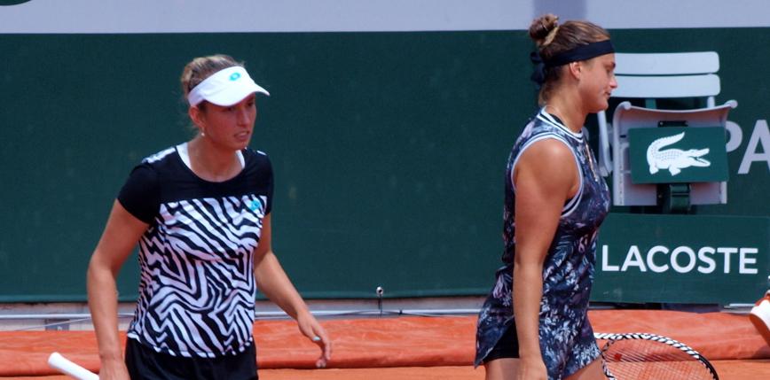 Australian Open: Sabalenka i Mertens najlepsze w deblu