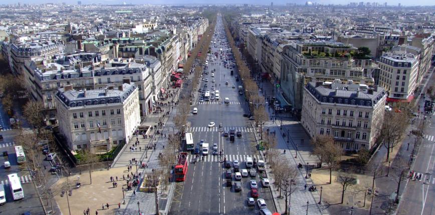 Paryż: ograniczenie prędkości do 30 km/h na większości ulic