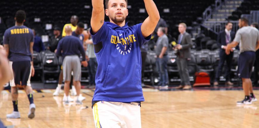 NBA: Blazers lepsi w końcówce od 76ers, bardzo dobry mecz Curry'ego