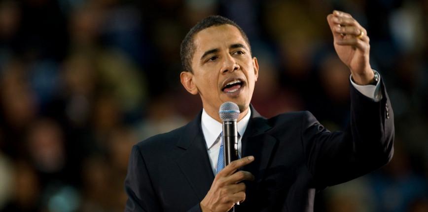 Barack Obama: Polska i Węgry stały się autorytarne