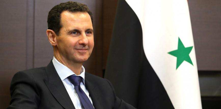 Syria: Baszszar al-Asad zaprzysiężony na prezydenta