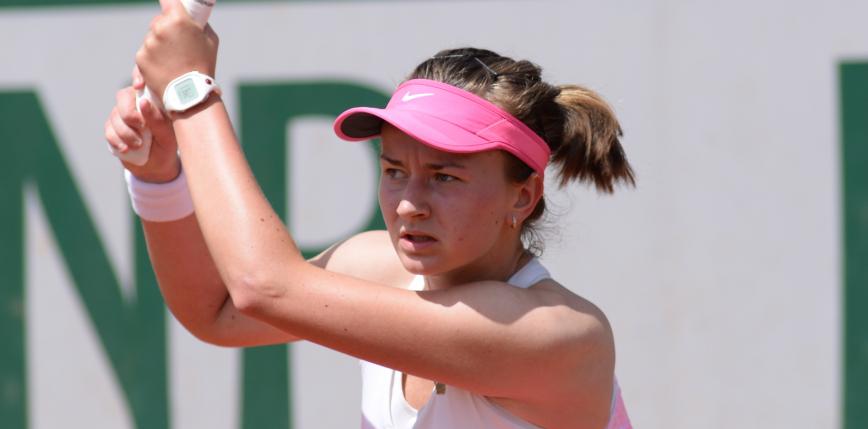 Tenis - WTA Praga: Barbora Krejcikova najlepsza w stolicy Czech