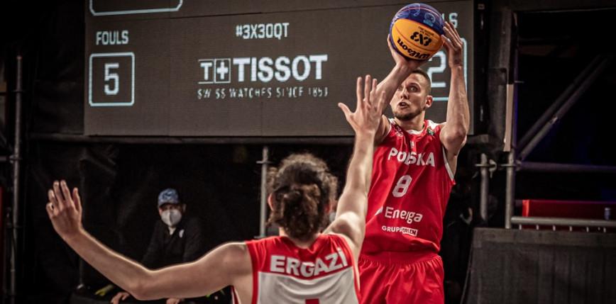 Koszykówka 3x3 - turniej kwalifikacyjny IO: awans Polaków na igrzyska!