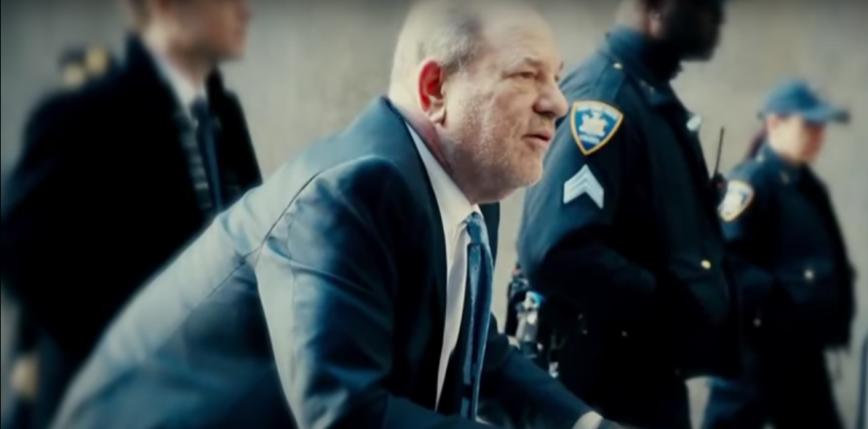 Sędzia zgadza się na ekstradycję Weinsteina