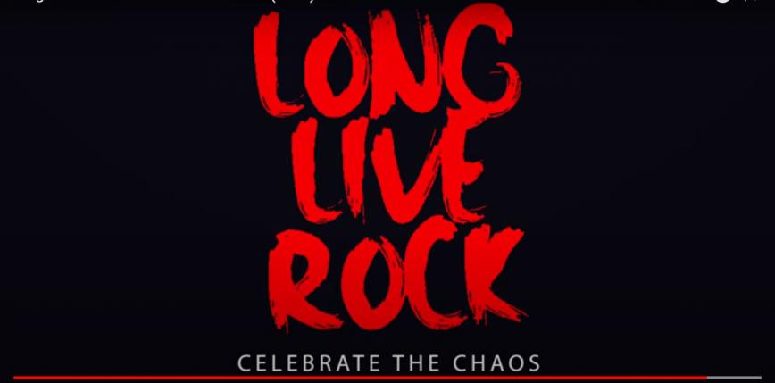 """Nowy zwiastun dokumentu """"Long Live Rock… Celebrate the Chaos"""""""