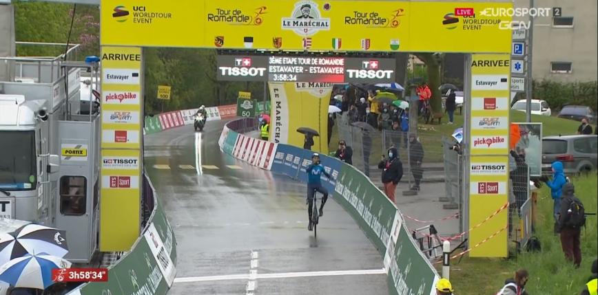 Tour de Romandie: Marc Soler po etap i koszulkę lidera
