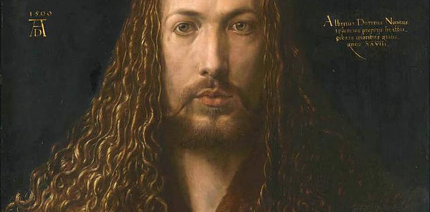 Miejsce hazardu zidentyfikowane na rysunku Albrechta Dürera