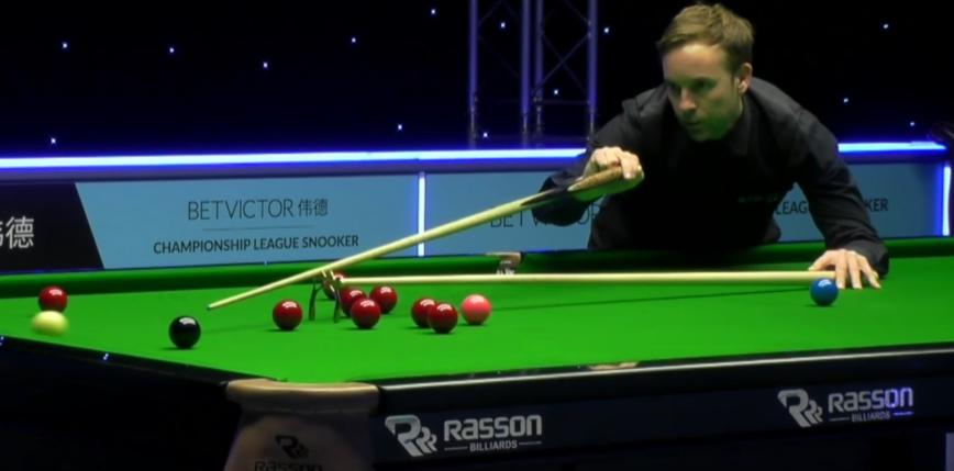 Snooker - CL: Carter z awansem