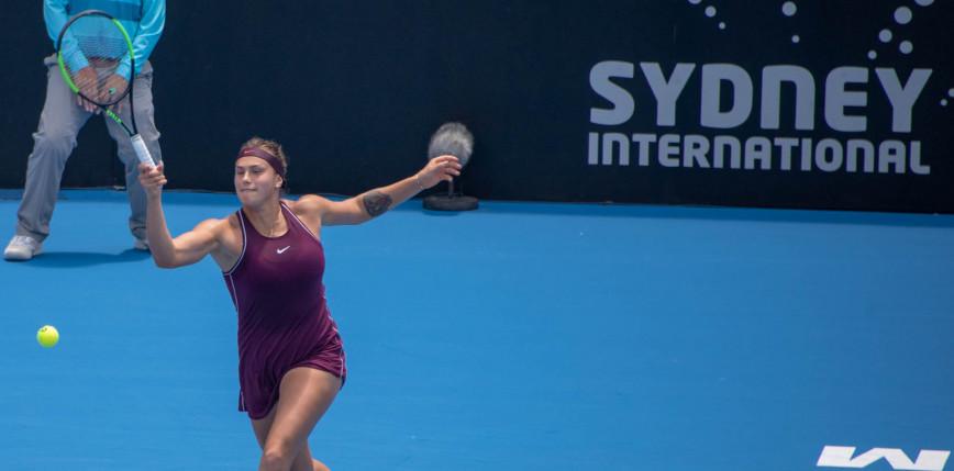 Tenis - US Open: sensacyjna Fernandez i pewna Sabalenka w półfinale