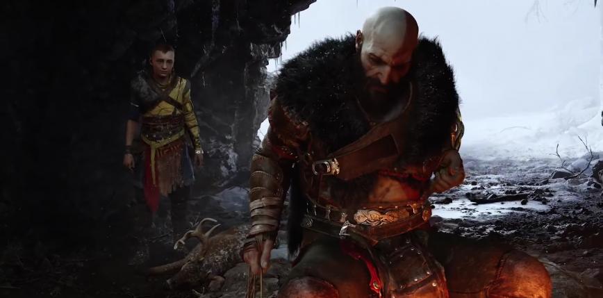 """Pierwszy zwiastun rozgrywki z gry """"God of War: Ragnarok"""""""