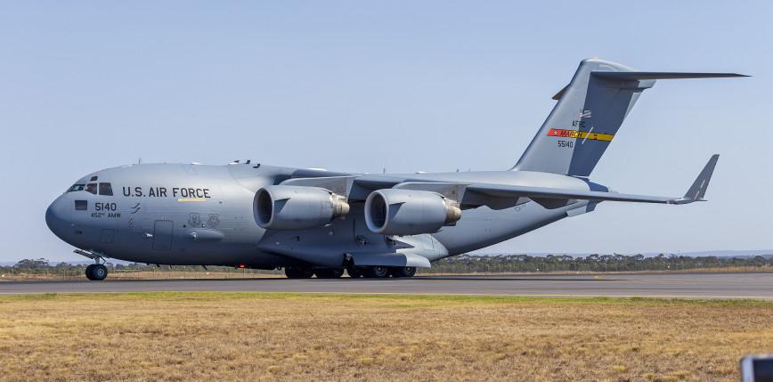 Amerykański samolot wojskowy naruszył przestrzeń powietrzną Wenezueli