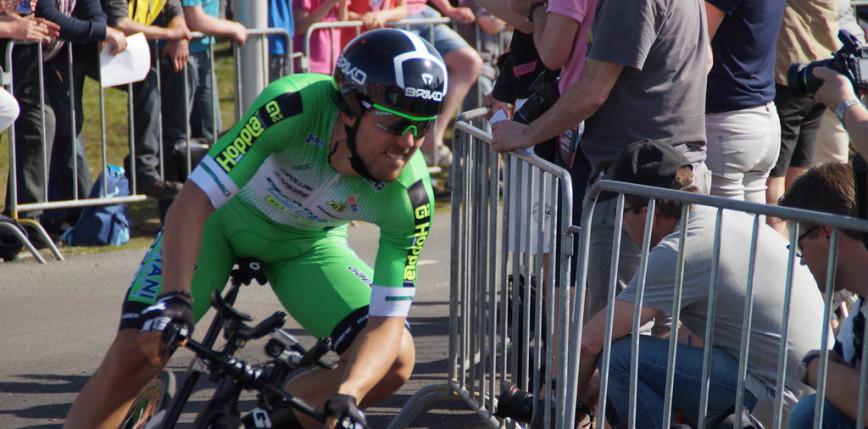 Benelux Tour: Colbrelli ze zwycięstwem etapowym i koszulką lidera
