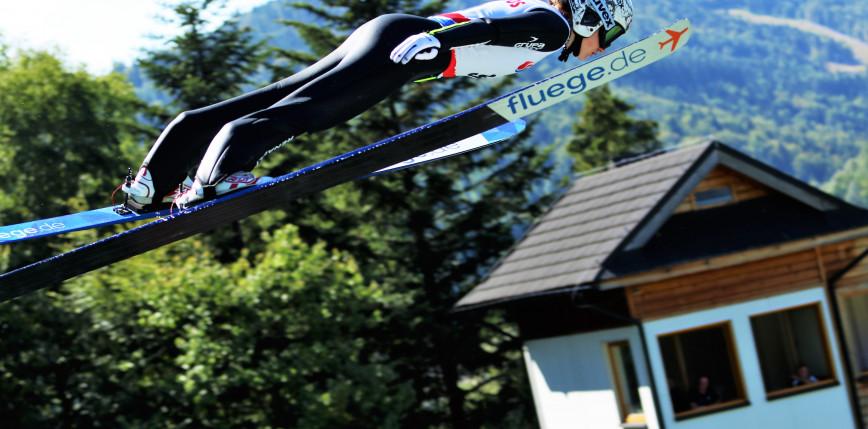 Skoki narciarskie - LGP: Awwakumowa najlepsza w niedzielnym konkursie w Czajkowskim. Dwie Polki z punktami