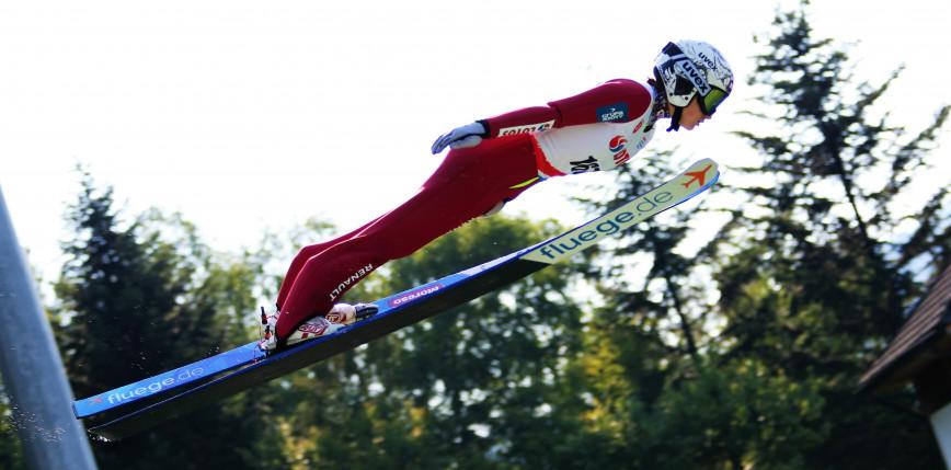 Skoki narciarskie - LGP: kwalifikacje w Klingenthal dla Kriznar. Obie Polki z awansem