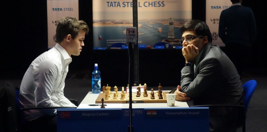 Szachy: zremisowane partie Polaków w pierwszej rundzie Tata Steel Chess