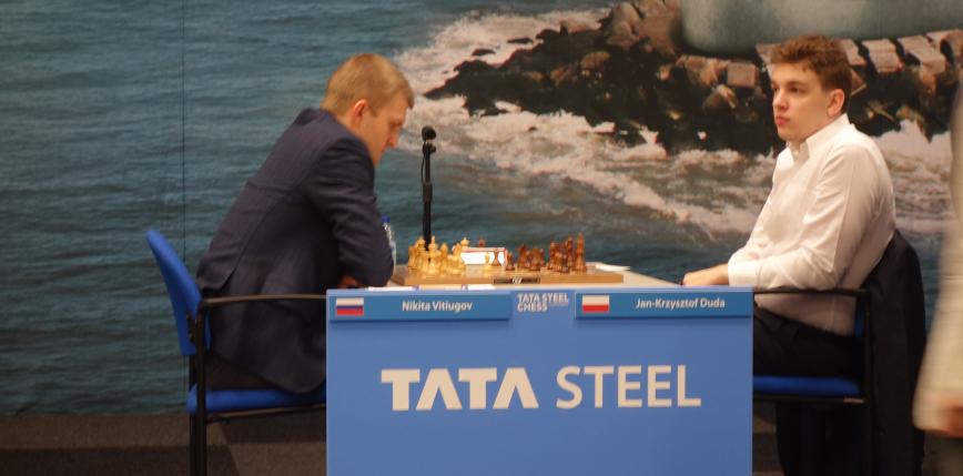 Szachy: Polacy nadal bez wygranej w Tata Steel Chess 2021