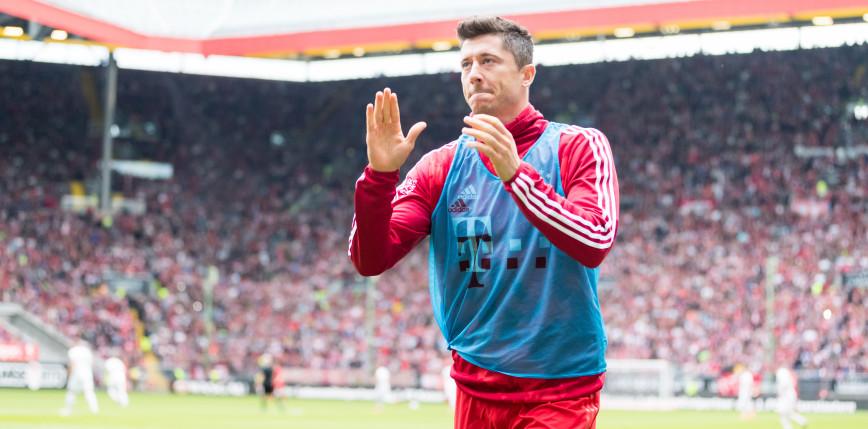 Bundesliga: Robert Lewandowski nowym, samodzielnym rekordzistą w Niemczech!