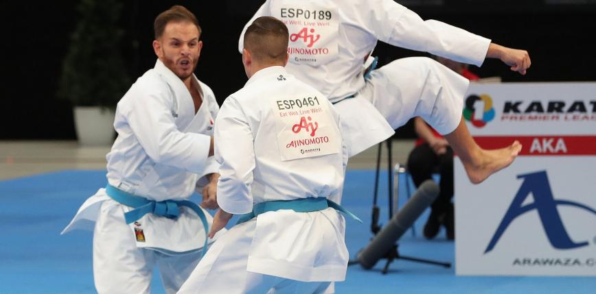 Karate - kwal. IO: kolejne kwalifikacje rozdane