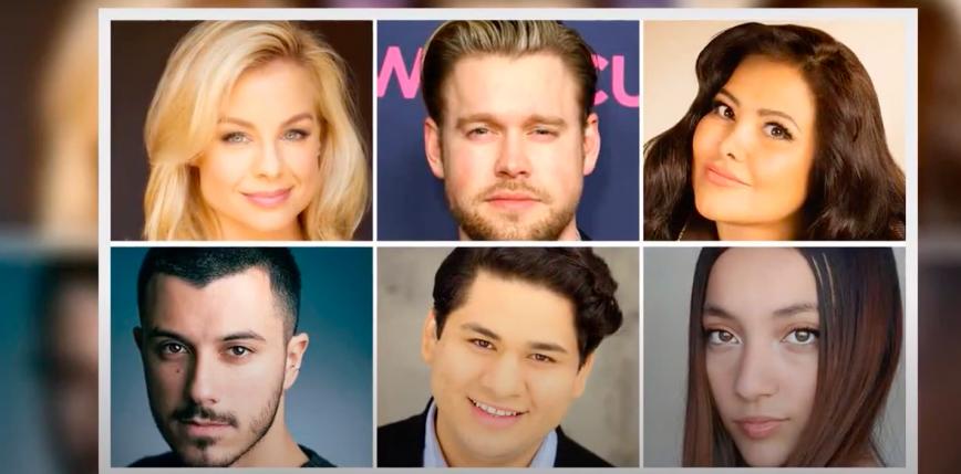 """Kolejni aktorzy dołączyli do obsady dwujęzycznego serialu """"Acapulco"""""""