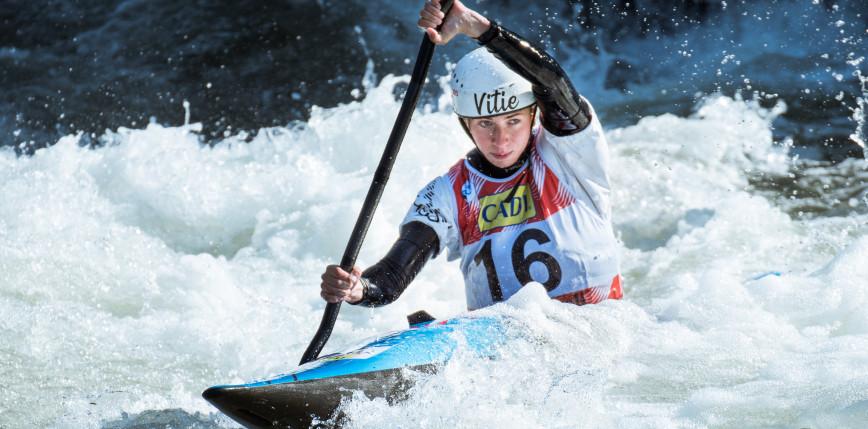 Kajakarstwo górskie - ME juniorów i U23: brązowy medal drużyny w kanadyjkach