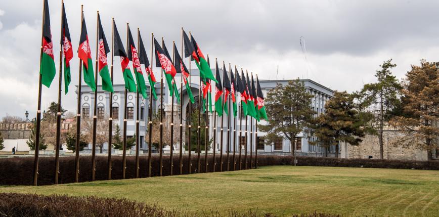 Afganistan: atak rakietowy w pobliżu pałacu prezydenckiego