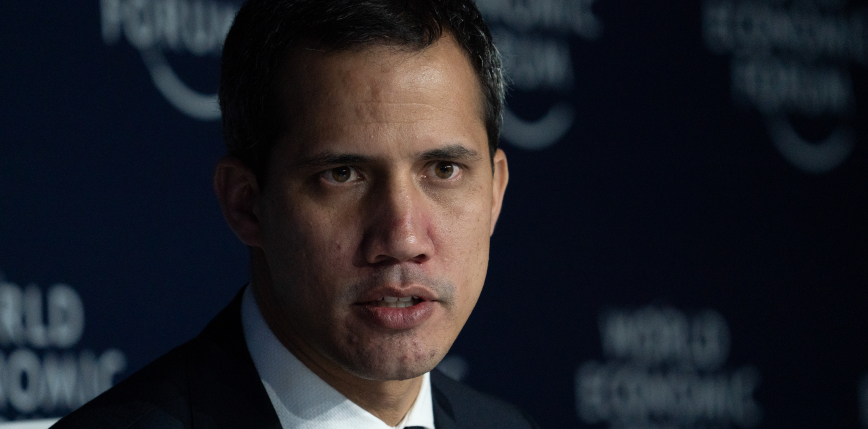 Wenezuela: próba aresztowania Juana Guaido