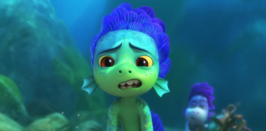 """""""Luca"""": kolejny zwiastun nadchodzącej animacji Pixara"""