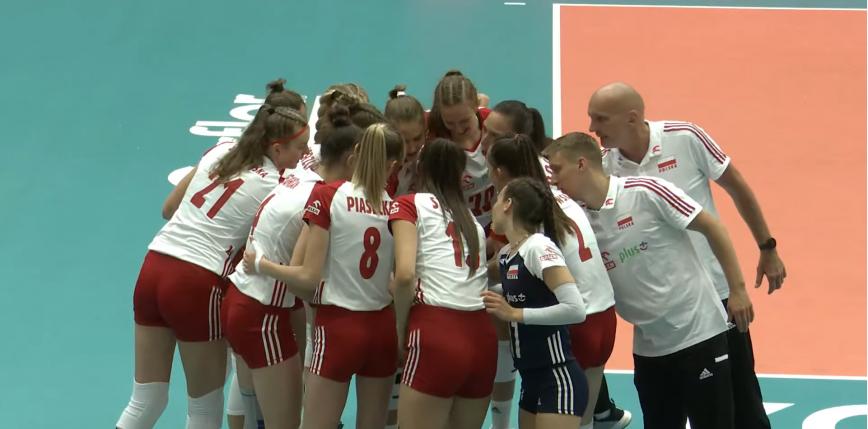 Siatkówka - MŚ U20: Włoszki za mocne dla Polek