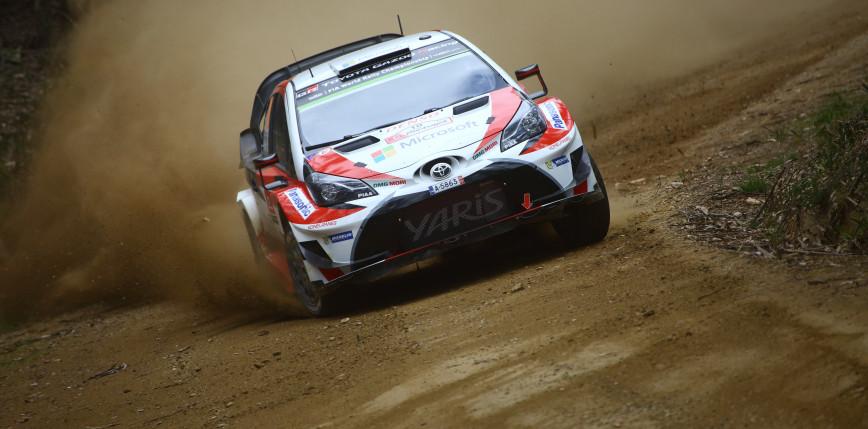 WRC: Elfyn Evans triumfuje w rajdzie Finlandii