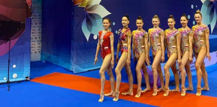 Gimnastyka artystyczna – ME: rosyjskie juniorki z kompletem zwycięstw, Polki 8.