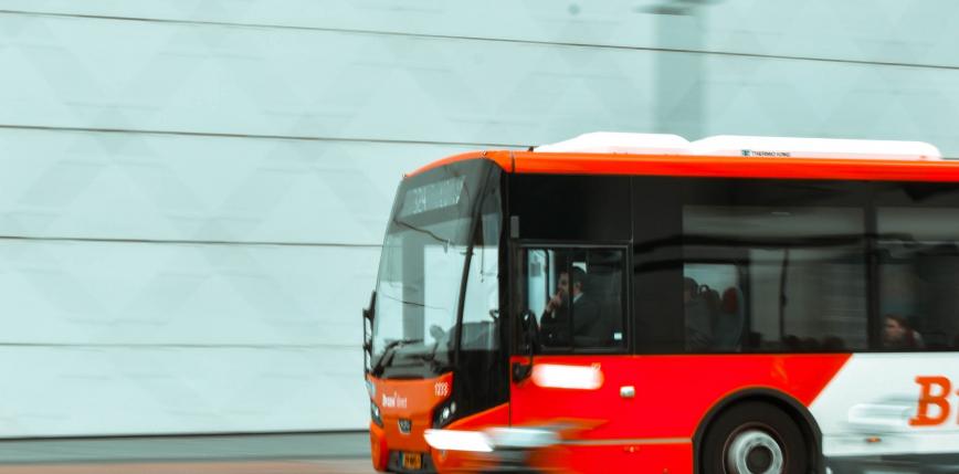 Ukraina: wypadek autobusu. 23 osoby ranne