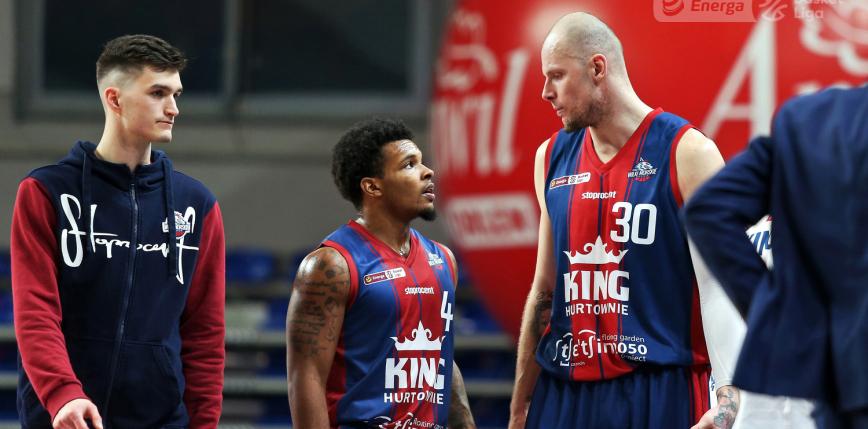 EBL: pewne zwycięstwa Śląska i Kinga w 23. kolejce