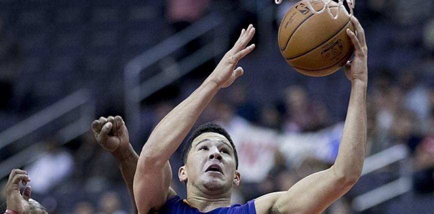 NBA: świetny mecz Giannisa, ale wygrany przez Suns