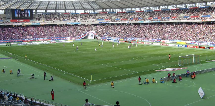Konnichiwa Tokio (39) - Piłka nożna