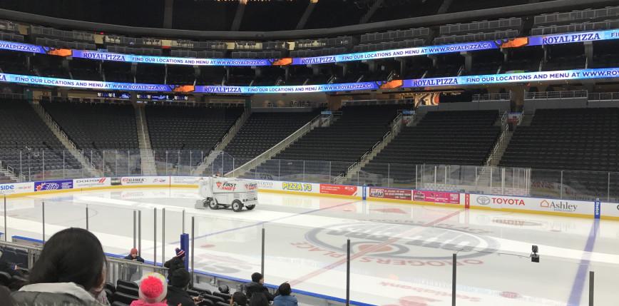 NHL:  hat-trick McDavida, Oilers wygrali z Canucks