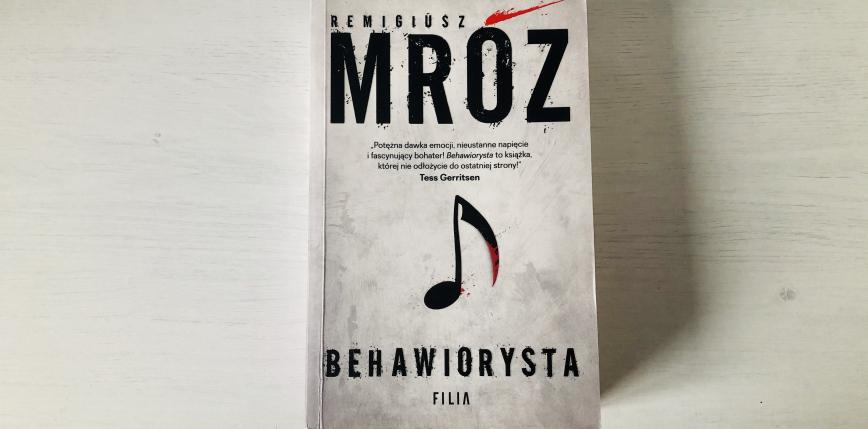 Kolejna książka Remigiusza Mroza zostanie zekranizowana