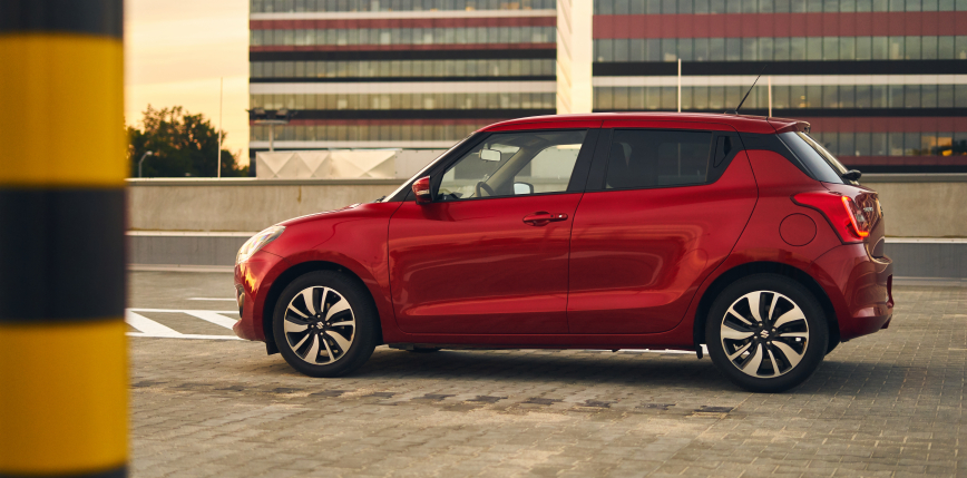Suzuki Swift 1.2 SHVS Elegance [TEST]