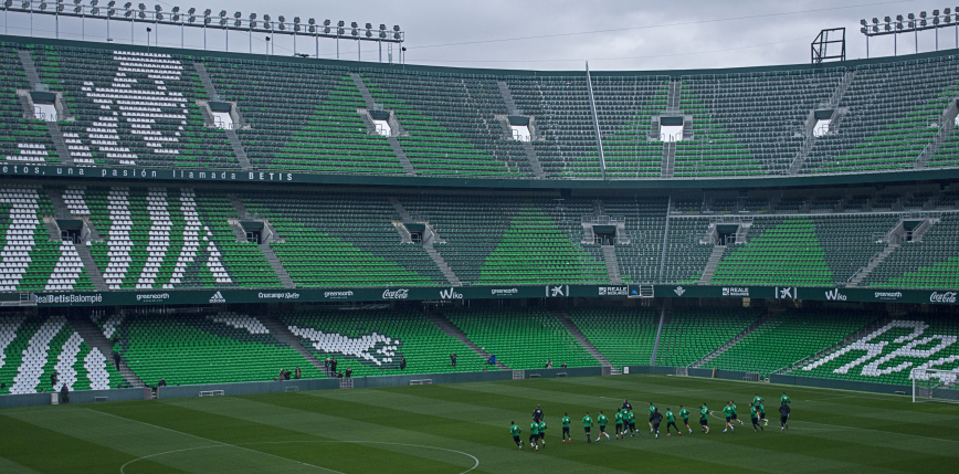 La Liga: walka o stolicę Andaluzji. Real Betis kontra Sevilla.