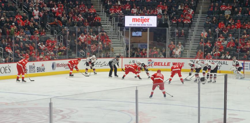 NHL: udany rewanż Vegas Golden Knights, wysoka wygrana Pingwinów
