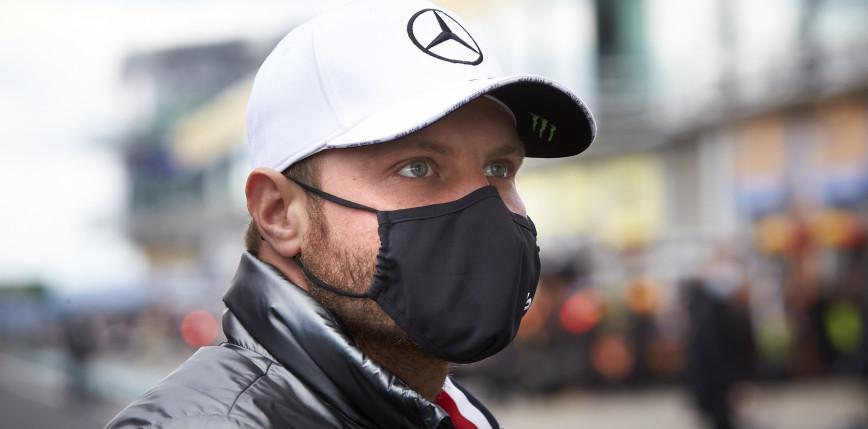 F1: Valtteri Bottas zwycięża w deszczowym GP Turcji
