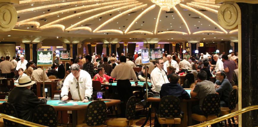 Floryda: eksplozja w kasynie. 26 osób zostało rannych