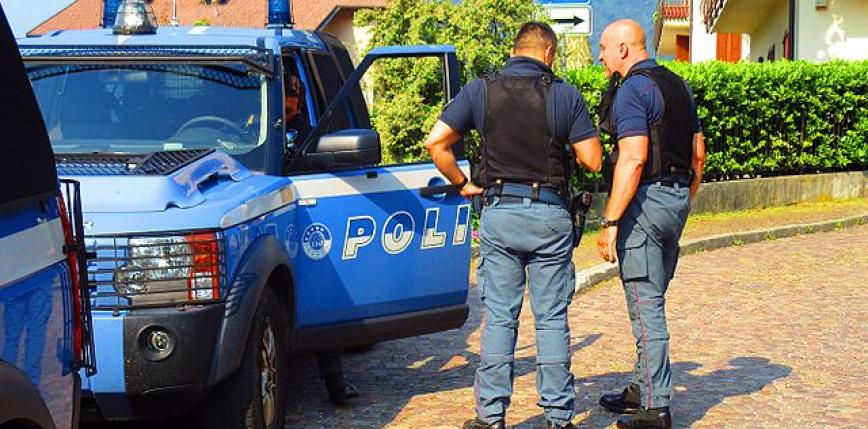 Włochy: półtoraroczny chłopiec odnaleziony przez reportera relacjonującego zaginięcie dziecka